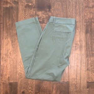 Factory Frankie chino pant / 8 / CABERNET